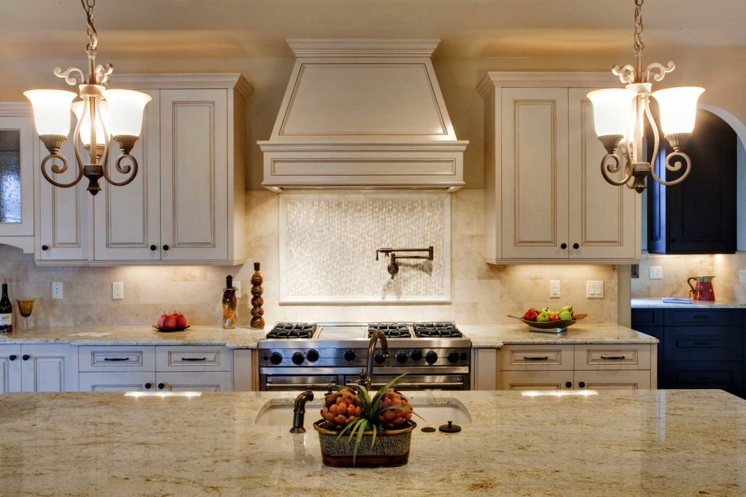 home lighting solutions from SESCOS Leesburg electricians