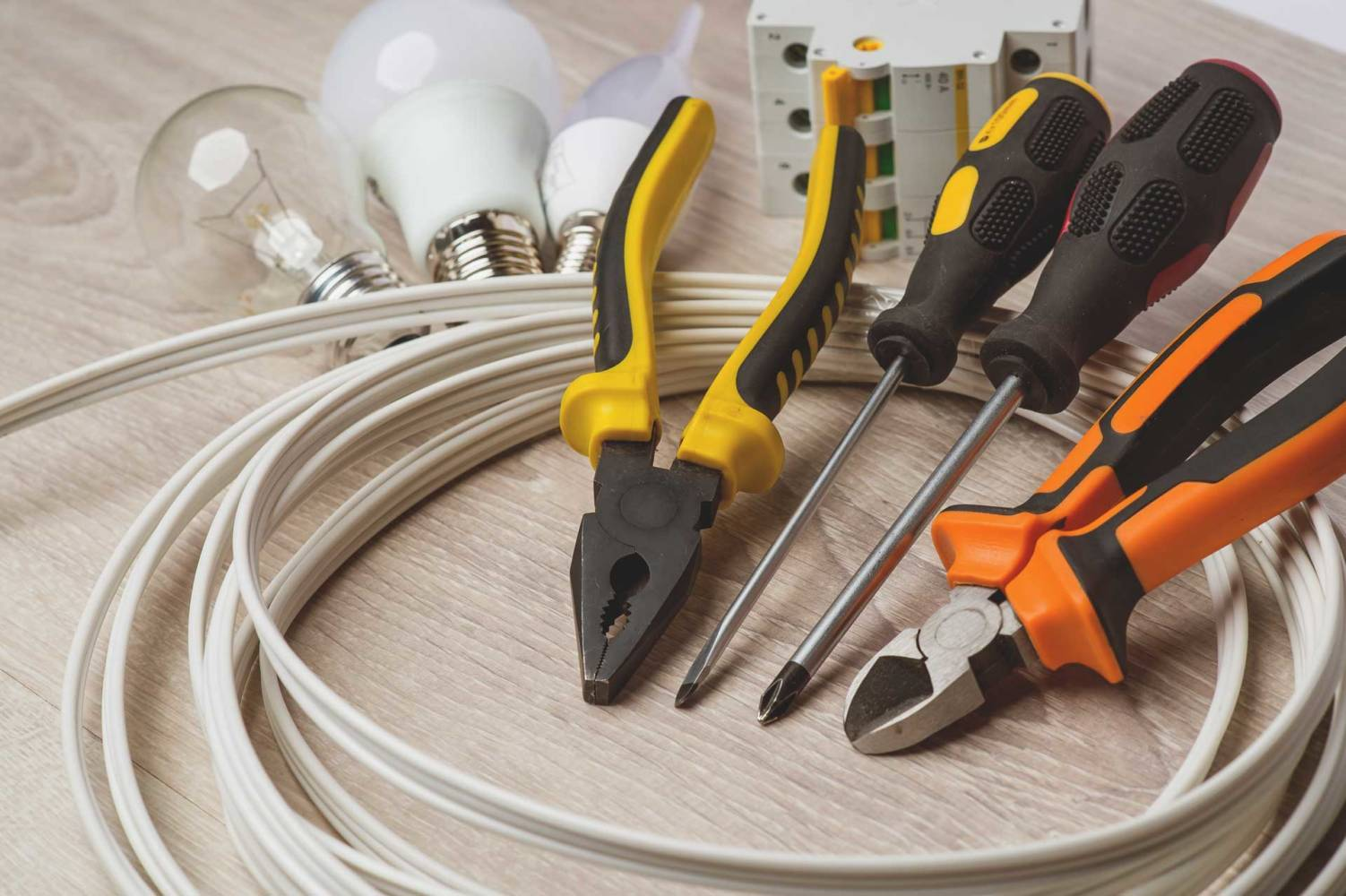Electric Wiring Upgrades Leesburg Va Sescos Professional Electricians Electrical In Home Rewiring And Older
