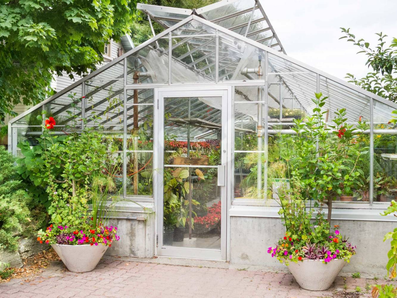 Electrical wiring for greenhouses by Southern Electrical in Leesburg VA