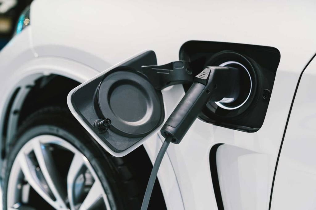EV charging stations for commercial locations by SESCOS in Leesburg