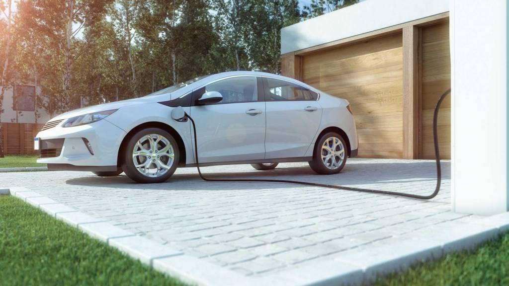 Image of Car Charging Station Image - SESCOS