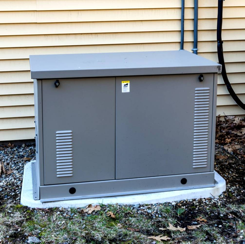 image of whole home back-up generator