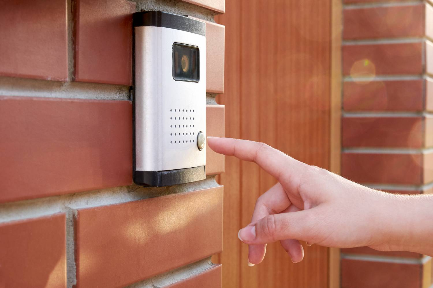 Image of Home Automation Doorbell